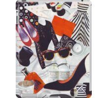 Fashion Collage #1 iPad Case/Skin