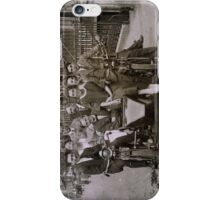 Family and friends - London 1920s iPhone Case/Skin