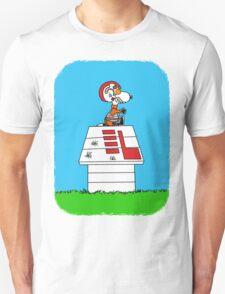 Snoop Skywalker, Rebel Alliance Flying Ace Unisex T-Shirt