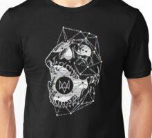 DedsecWatchdogsSkullLogo Unisex T-Shirt