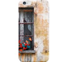 Fake flowers iPhone Case/Skin