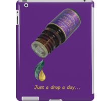 Young Living Essential Oils - Build Your Dream - Purple iPad Case/Skin