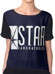 STAR Labs Chiffon Top