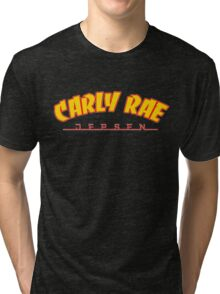 Carly Rae Thrasher Tri-blend T-Shirt