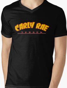 Carly Rae Thrasher Mens V-Neck T-Shirt
