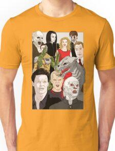 Buffy Big Bad Poster Unisex T-Shirt