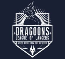 League of Lancers Baby Tee
