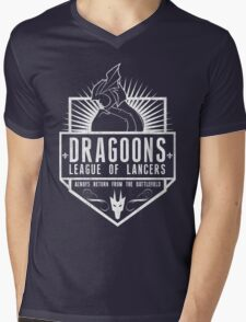 League of Lancers Mens V-Neck T-Shirt