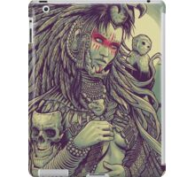 Vulture Queen iPad Case/Skin