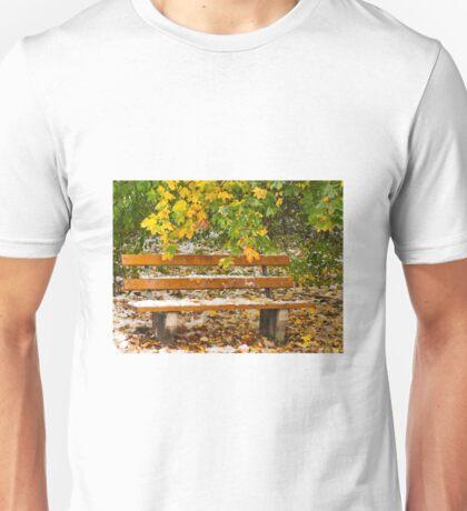 The Seasons Walk Unisex T-Shirt