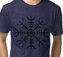 Aegishjalmur - Helm of Awe Tri-blend T-Shirt