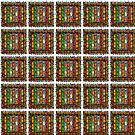 Changeable Background African Art by Delights