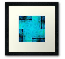 20160917 blue temptation no. 2 Framed Print