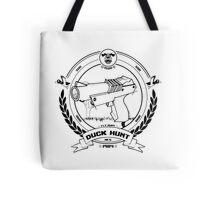 Duck Hunt - Black - Tote Bag