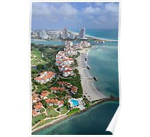 Miami: Fisher Island Poster