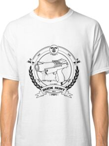 Duck Hunt - Black - Classic T-Shirt