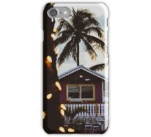 Night In The Bahamas iPhone Case/Skin