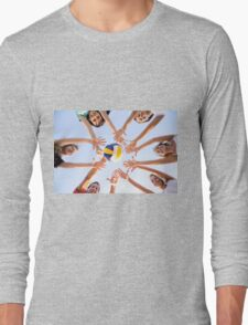 Vollyball Extreme Long Sleeve T-Shirt