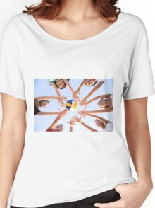 Vollyball Extreme Women's Relaxed Fit T-Shirt
