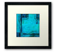 20160917 blue temptation no. 3 Framed Print