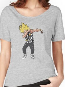 -DAB- Vegeta DAB Women's Relaxed Fit T-Shirt