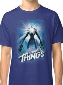 Stranger Things The Thing Mashup Classic T-Shirt