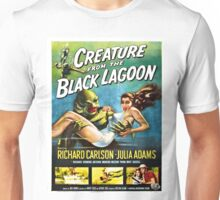 Vintage poster - Creature from the Black Lagoon Unisex T-Shirt