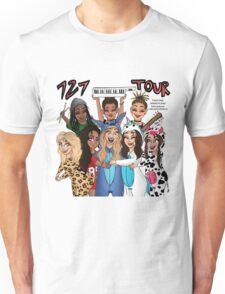 727 Tour Fam Unisex T-Shirt