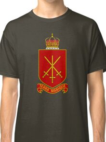His Majesty's Armed Forces (Tonga) Classic T-Shirt