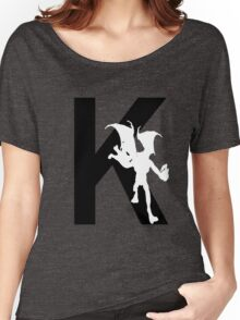 K is for Krillitane Women's Relaxed Fit T-Shirt
