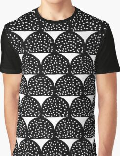 Black and White Doodles 2 Graphic T-Shirt