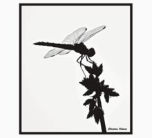 Dragonfly Silhouette  Kids Clothes