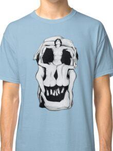 Salvador Dalí's Skulls - BLACK Classic T-Shirt
