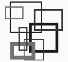 Abstract Squares by drewzi