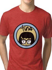 Sick Sad Burger Tri-blend T-Shirt