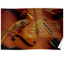 Musical Composition Poster