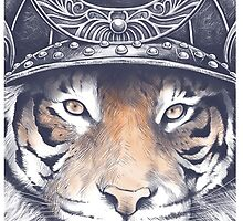 Tiger Warrior by Snapnfit