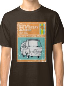 Mystery Manual Classic T-Shirt
