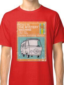 Mystery Manual Classic T-Shirt