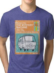 Mystery Manual Tri-blend T-Shirt