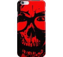 ON THE BRINK OF DESTRUCTION iPhone Case/Skin