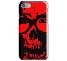 ON THE BRINK OF DESTRUCTION iPhone Case/Skin