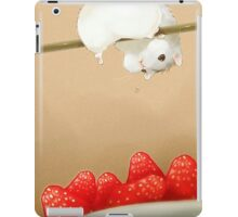 Strawberry Short Cake iPad Case/Skin