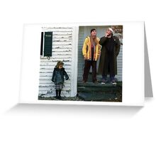 Jay and Silent Bob Are Raging Inside Me Greeting Card