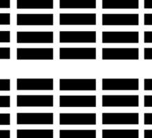 Equalizer Dj Turntables Sticker