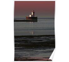 Bug Light, Bunker's Island Lighthouse Poster