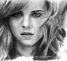 Emma Watson by xDontStopMeNow