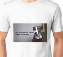 Adopted and Proud! Unisex T-Shirt