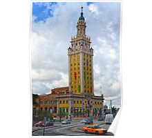Miami: Freedom Tower Poster