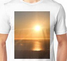 Sunset from Berkeley, CA  Unisex T-Shirt